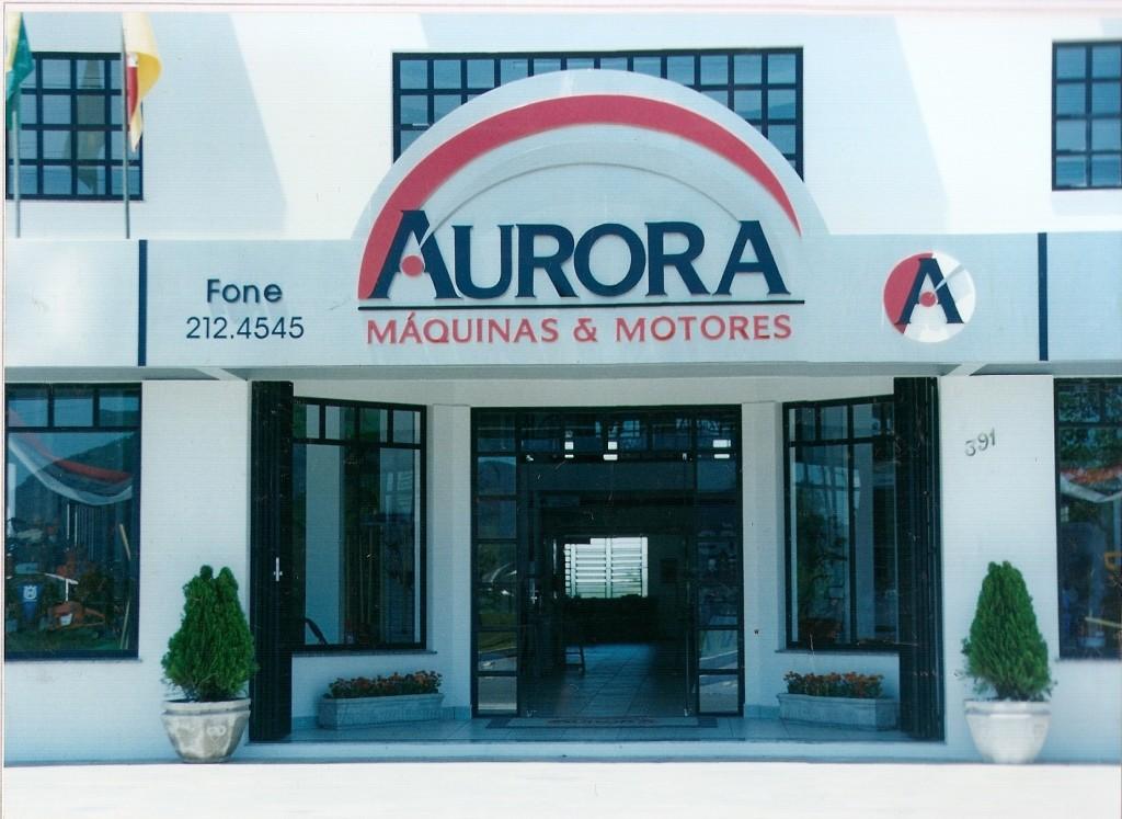Aurora Máquinas e Motores